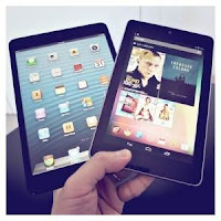 Nexus 7 ou iPad Mini?