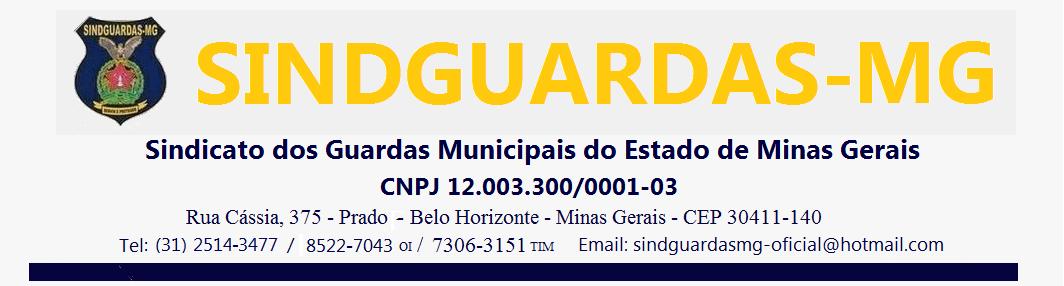 SINDGUARDAS-MG