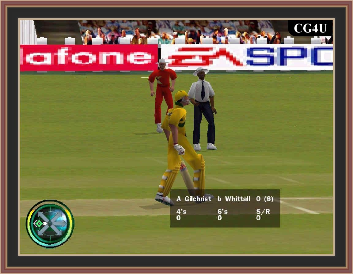 EA Sports Cricket 2000 - ScreenShots