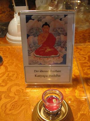 Reliquien Buddha, Kasyapa, Maitreya Reliquien, Bottighofen, Bodensee, Bodensee Maitreya,