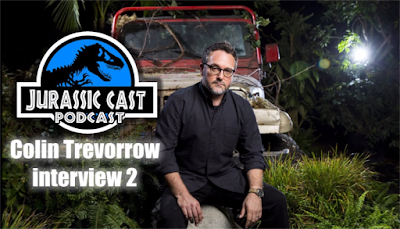 Colin Trevorrow Jurassic World 2 Interview