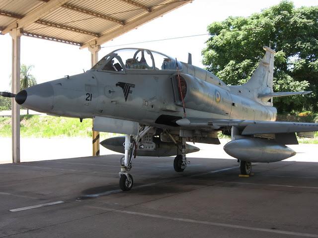 AF-1 Falcao Brasil Marinha
