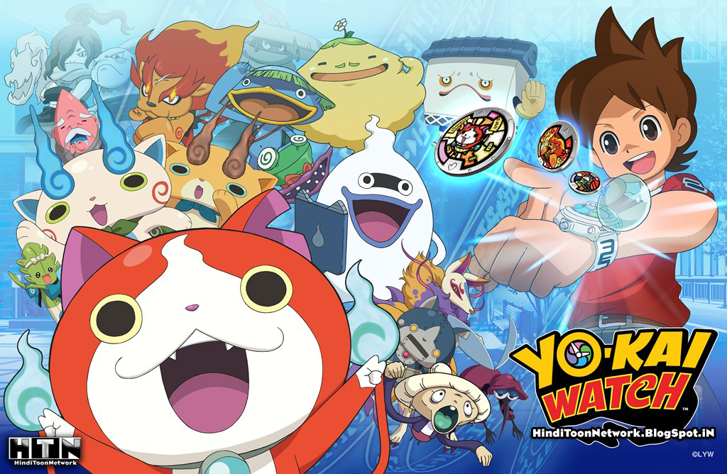 Yo-Kai Watch HINDI Episodes