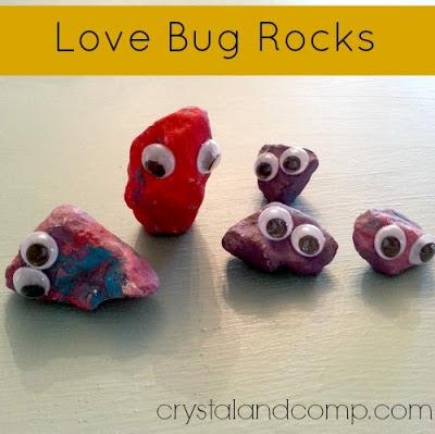love bug rocks