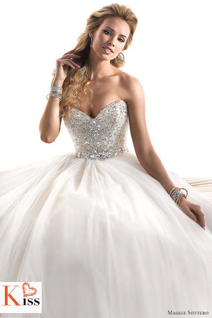 2013 Fall Wedding Dresses From Maggie Sottero