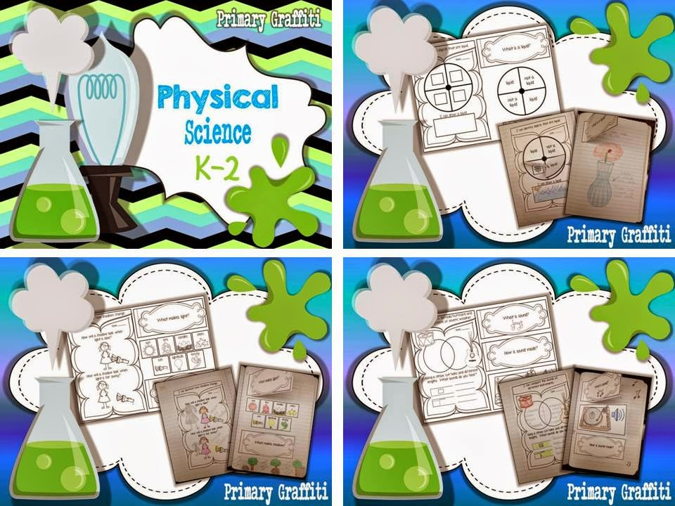 http://www.teacherspayteachers.com/Product/Physical-Science-Interactive-Journal-K-2-1002334