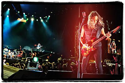 Kirk Hammett Amp Settings
