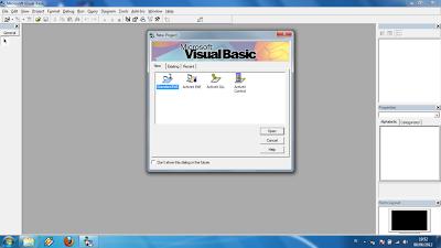 Tutorial Membuat Selector Dengan VB6