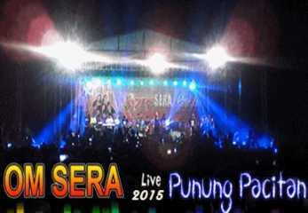 om sera live punung, pacitan, jawa timur 2015, full album
