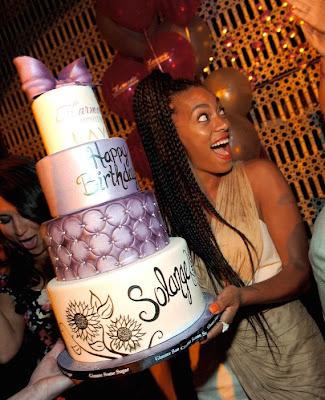 Happy 25th Birthday Solange