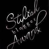 Selo Stylish Blogger Award