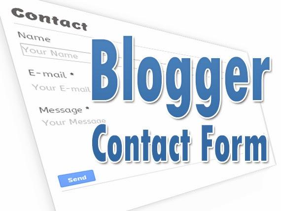 Blogger Contact