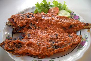 Resep Ikan Bakar Spesial, Bumbu Padang
