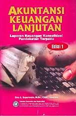 toko buku rahma: buku akuntansi keuangan lanjutan, pengarang suparwoto, penerbit UGM