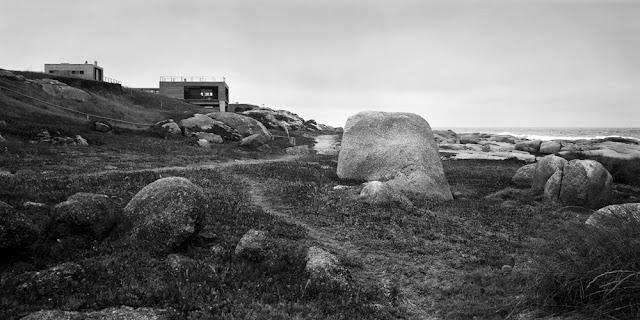 Casa la Roca por Mathias Klotz