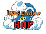 Logotipo Nas Ondas do Rap
