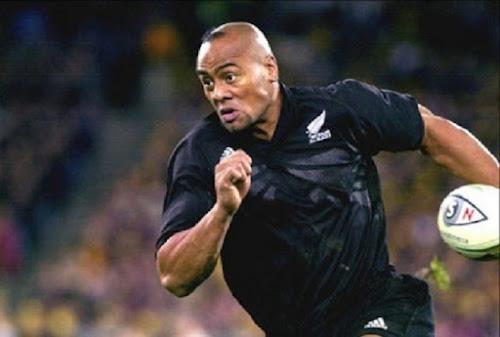 Murió Jonah Lomu, leyenda del rugby mundial