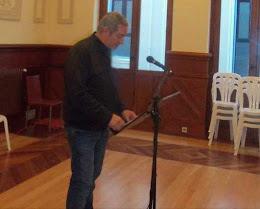 Encuentro UNESCO en el Casino de Murcia el día 23 de Abril de 2012...Todo un Record