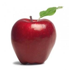 Harga buah apel merupakan contoh perbandingan senilai,  semakin banyak membeli buah maka semakin banyak uang yang akan dibayarkan
