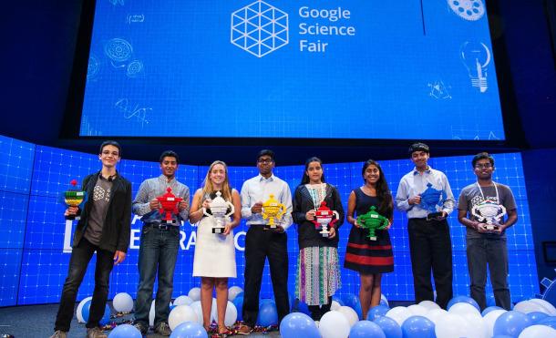 Google Science Fair 2015 ya tiene ganadores