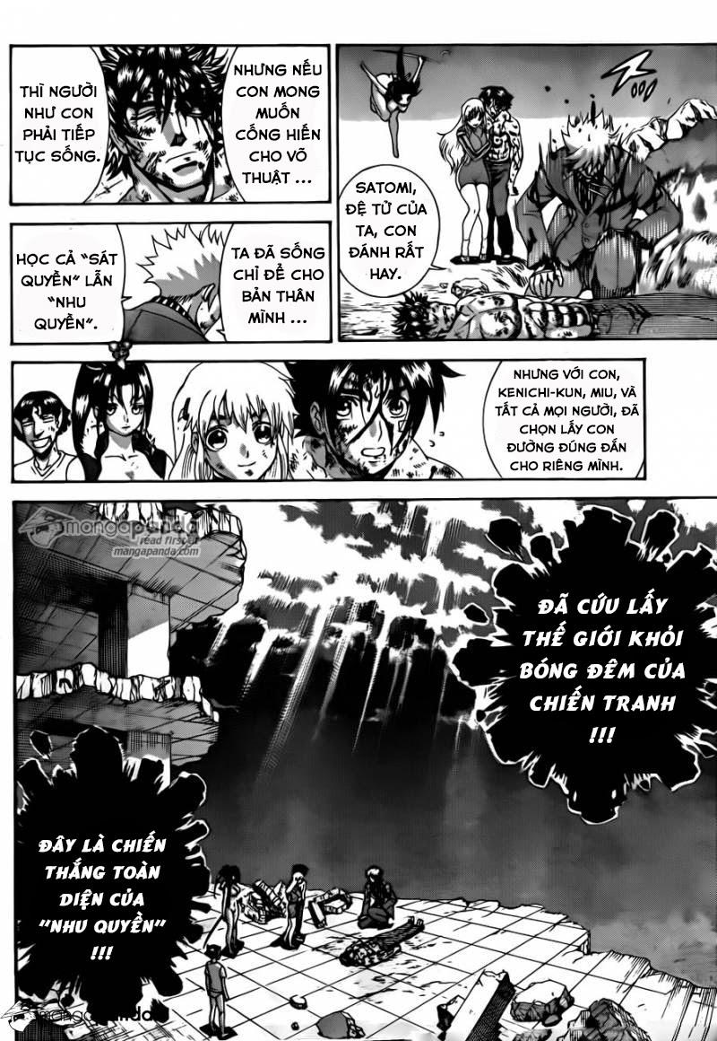 Historys Strongest Disciple Kenichi chap 582 - Trang 19