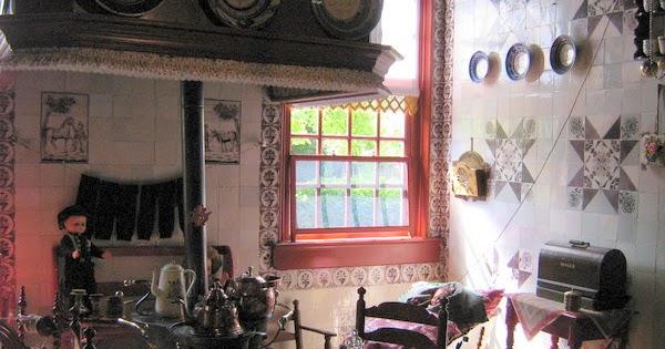 De tante van tjorven het interieur van een staphorster for Interieur van nu