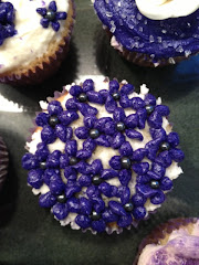 Field of Flowers Cupcake