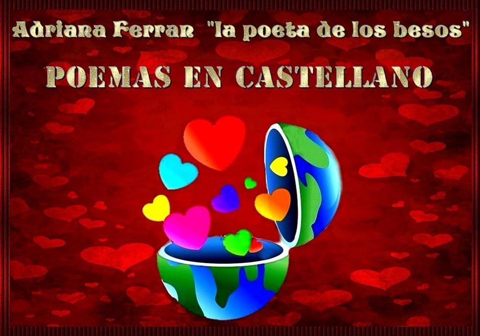 Poemas en Castellano por Adriana Ferran