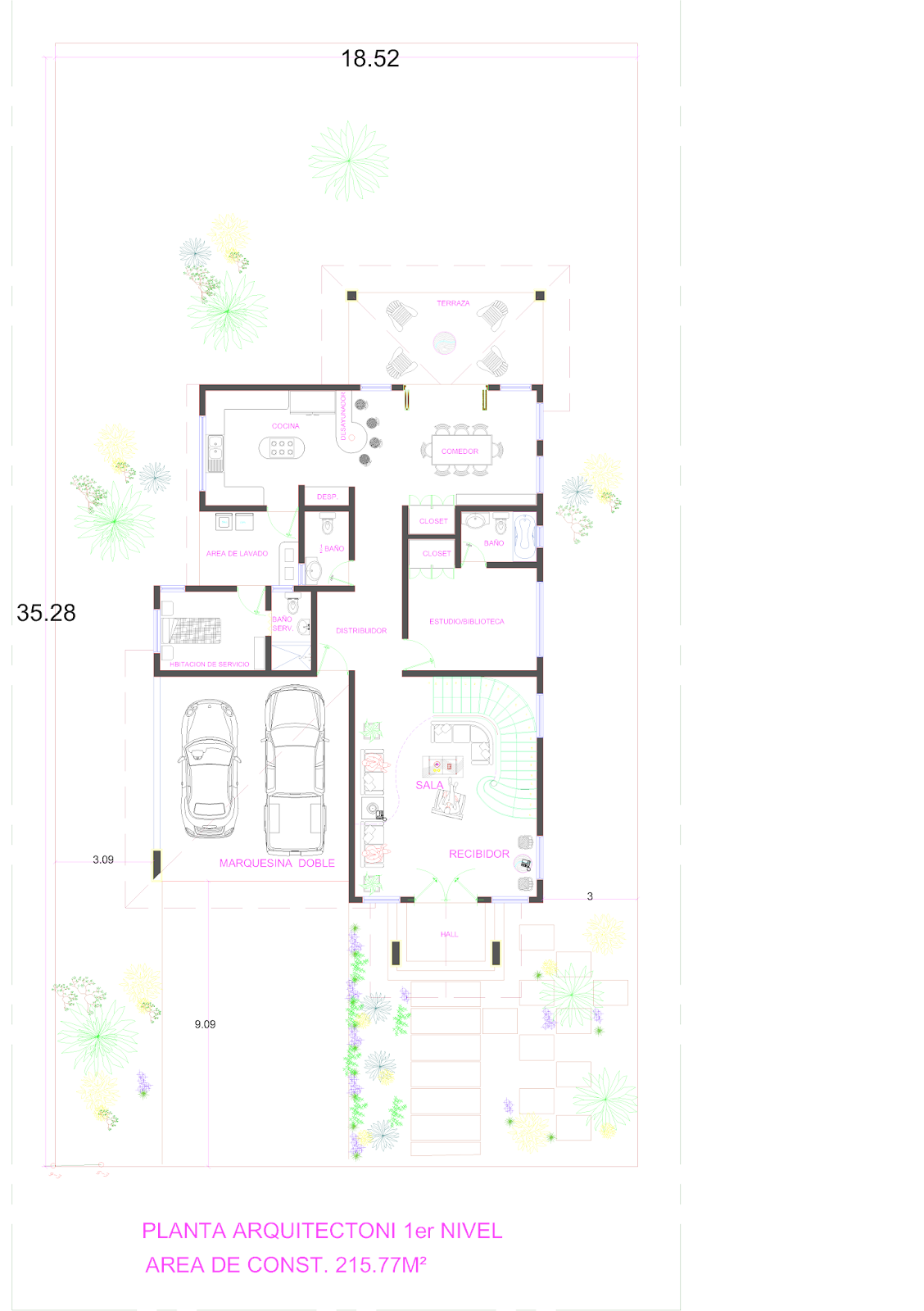 spanish house plans with floor plan