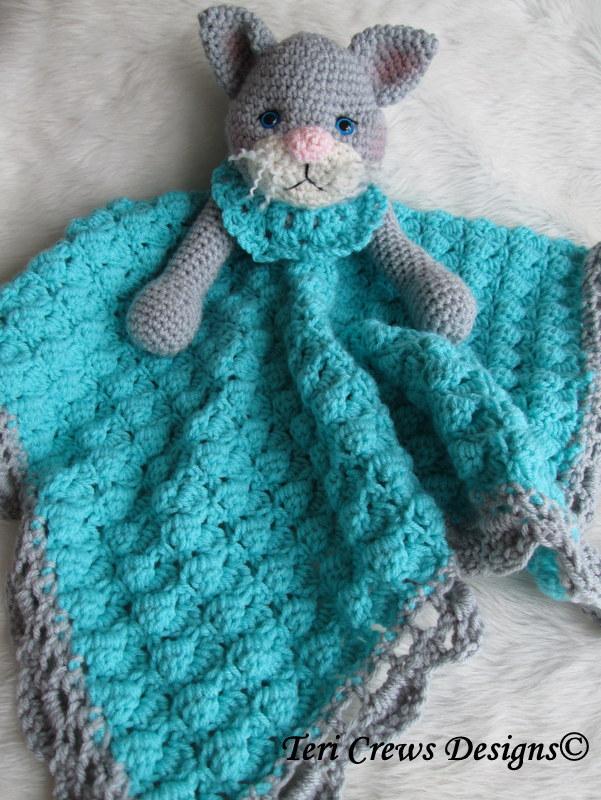 Crochet Caterpillar Baby Blanket Pattern : Teris Blog: Cat Huggy Blanket Pattern