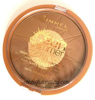 Review: Maxi Terra Illuminante Multitono Sun Shimmer - Rimmel London