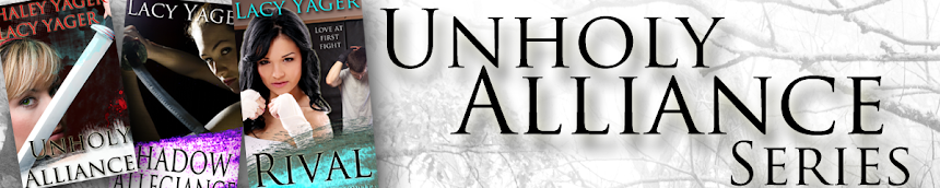 Unholy Alliances series