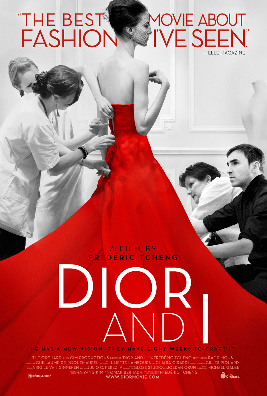 best fashion documentaries, лучшие фильмы о моде Dior and I
