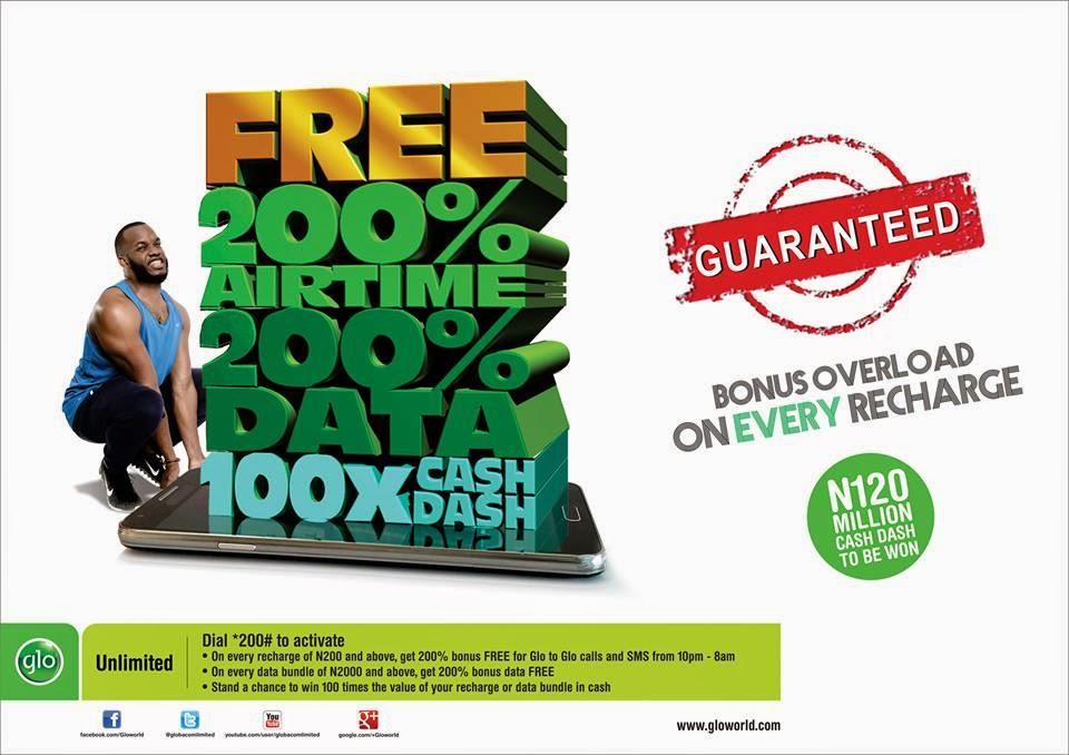 GLO FREE AIRTIME