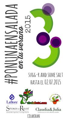 #ponunaensalada en tu verano 2015