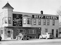 Repp's, circa 1945.