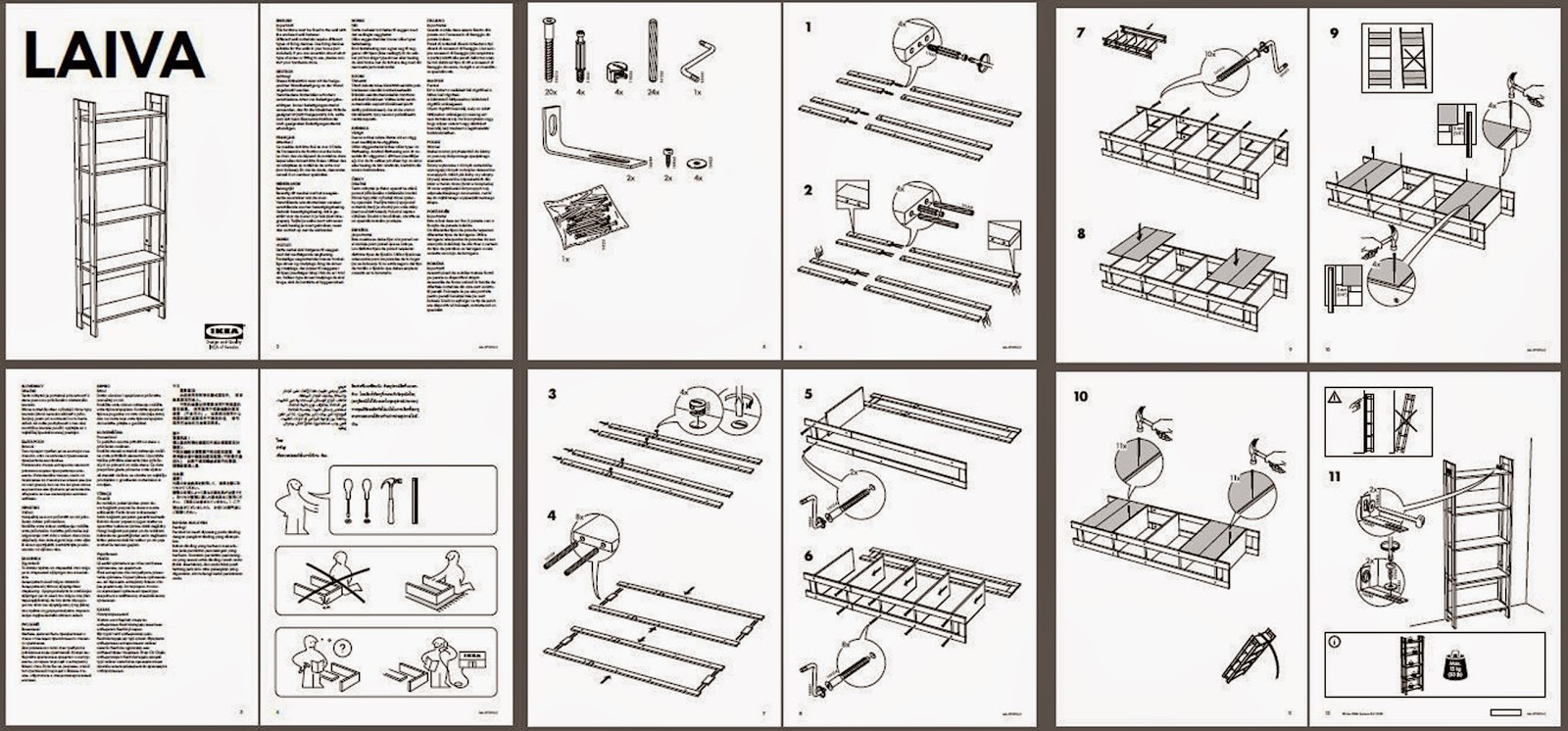 Furniture Assembly Drawings Are The Assembly Drawings