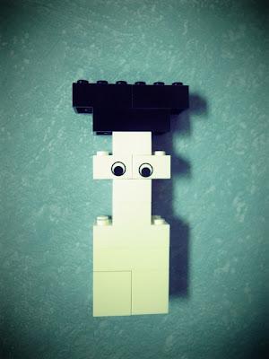 レゴおもしりとり イカ海賊