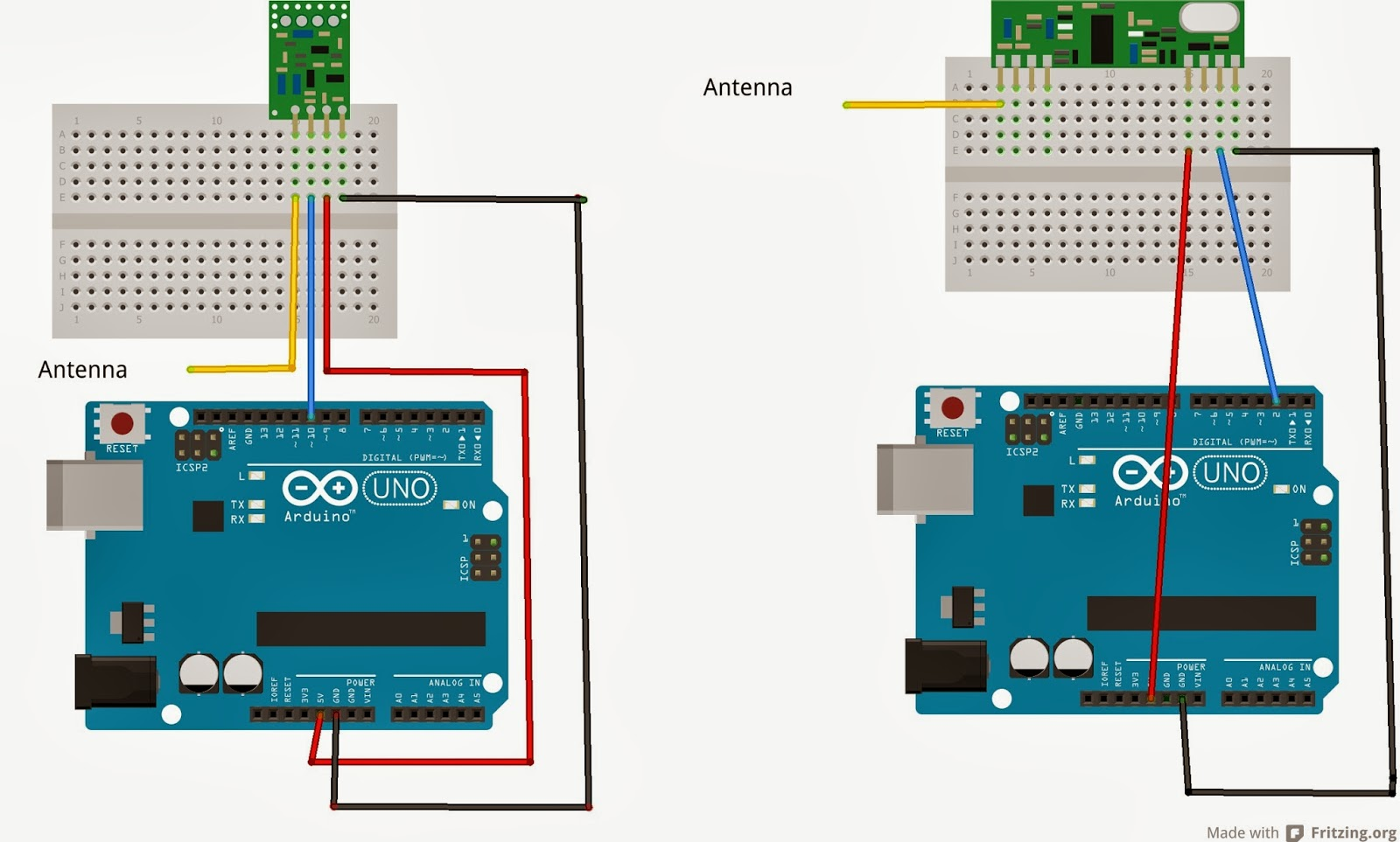 Arduino Project: Arduino Robot Controlled by Android