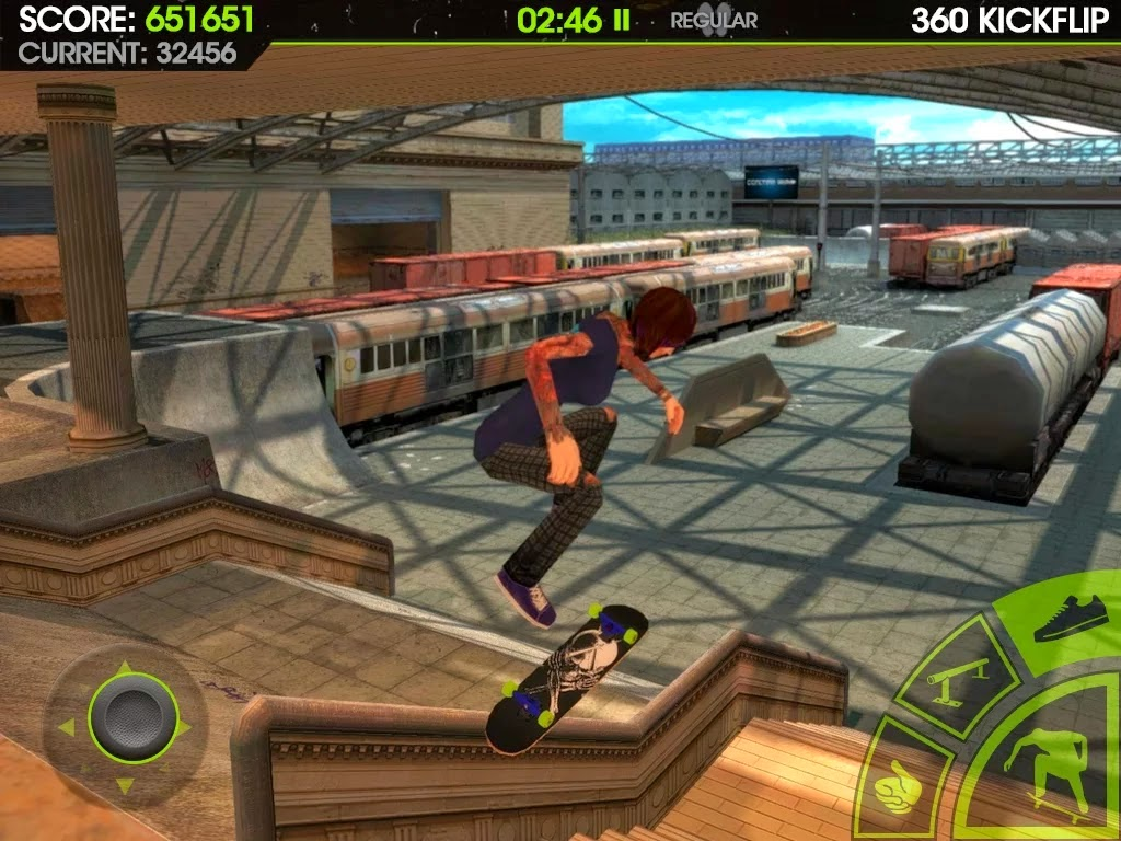Skateboard Party 2 v1.12 Mod