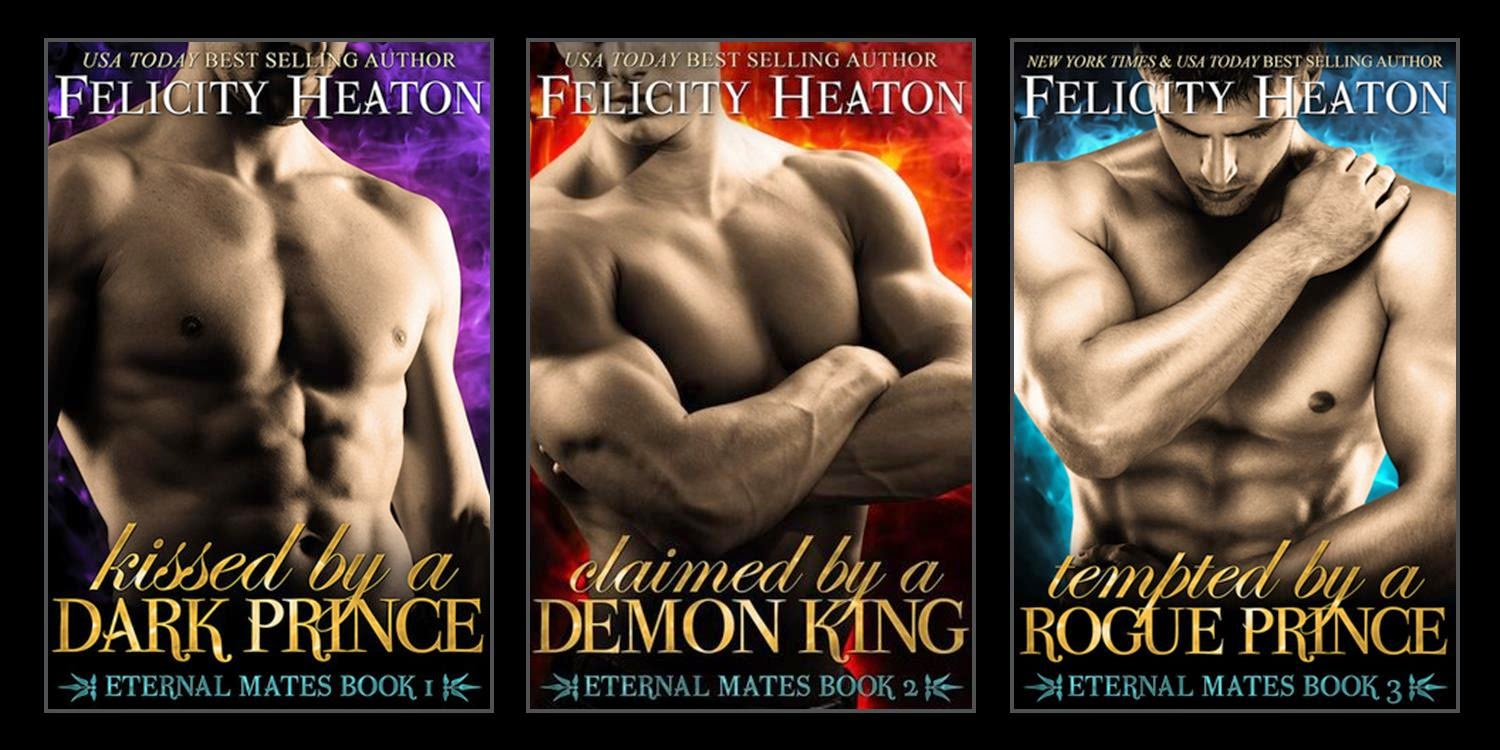 Eternal Mates by Felicity Heaton book giveaway