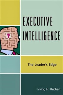 Executive Intelligence The Leader's Edge