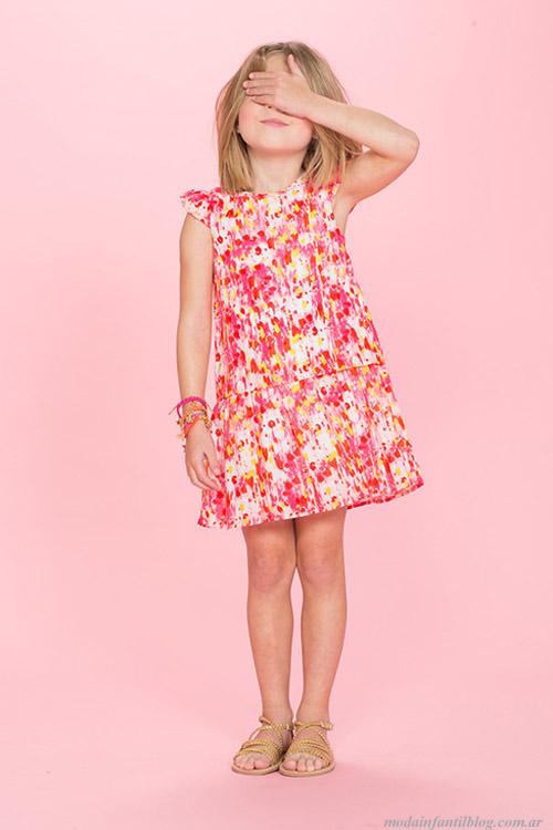 moda infantil 2014 vestidos pioppa