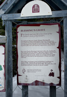 Best Places to See in BC - Blessings Grave Provincial Historic Site