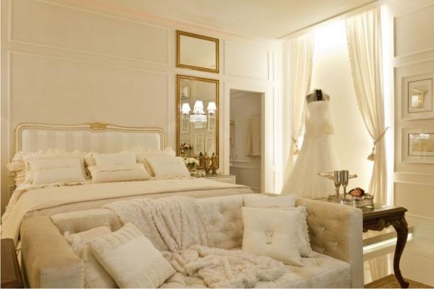 decoracao de interiores estilo classico : decoracao de interiores estilo classico:Feminine Bedroom Log