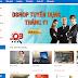 Template bán điện thoại Shop phụ kiện điện tử cho Blogspot