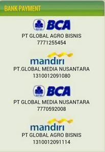 Rekening Perusahaan