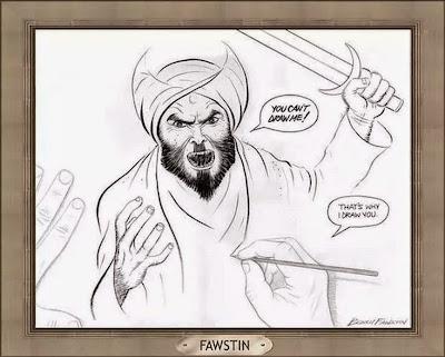 Winning Muhammad cartoon, Garland, Texas