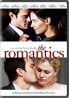 Watch The Romantics 2010 BRRip Hollywood Movie Online | The Romantics 2010 Hollywood Movie Poster
