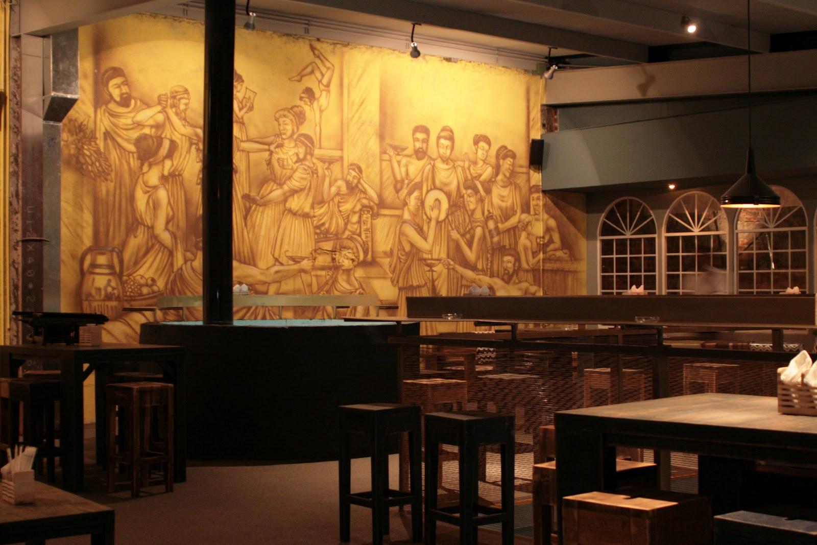 M arquitectura cachemi restaurante franc s italiano for Restaurante frances